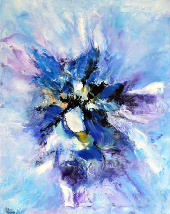 Blue mystery - Image 0