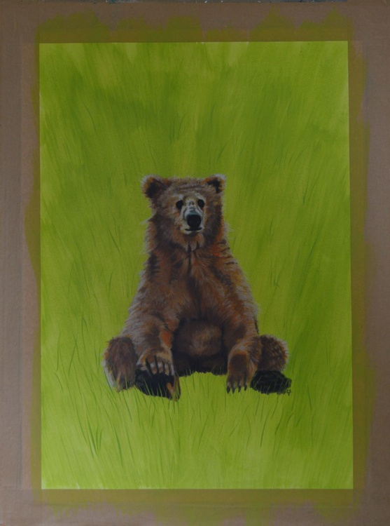 Green and Bear it - Image 0