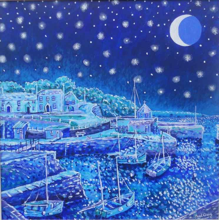 Starry Night Charlestown -