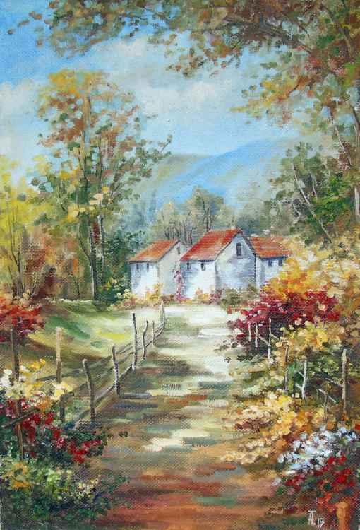 Autumn sonnet