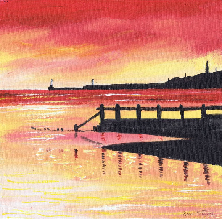 Sunrise over the Harbour - Image 0