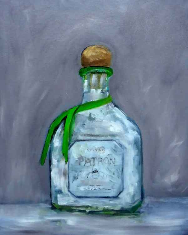 Patron Silver Tequila -