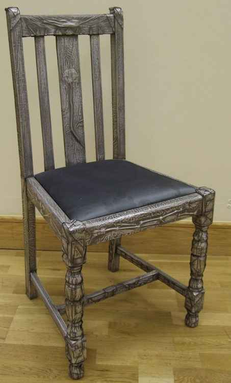 Metal Chair -