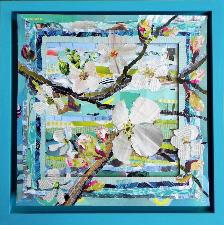 Turquoise Blossom - Image 0