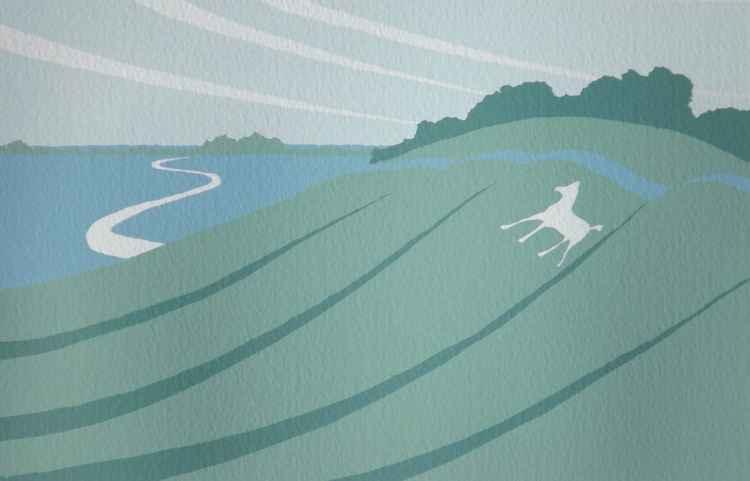 Cherhill White Horse -