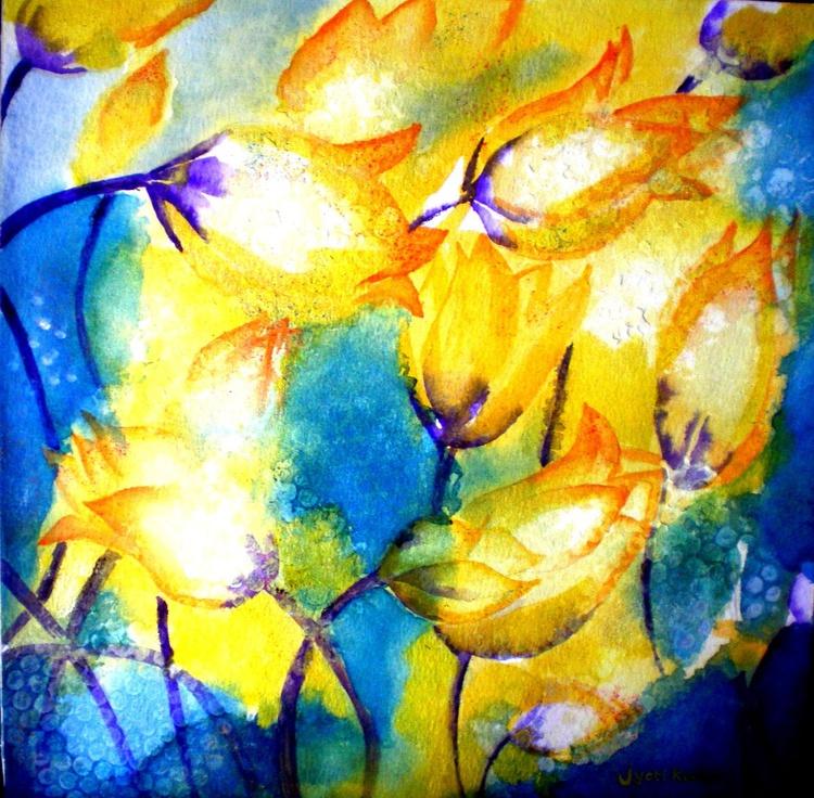Wild Tulips - Image 0