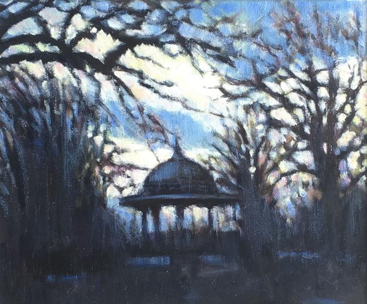 Clapham Common Twilight - Image 0