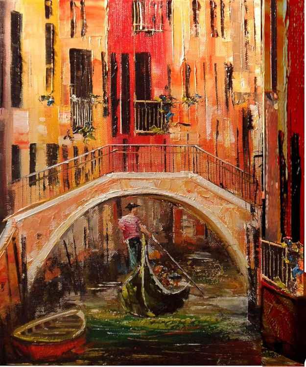 Summer in Venice -