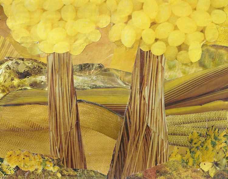 Yellow Trees -