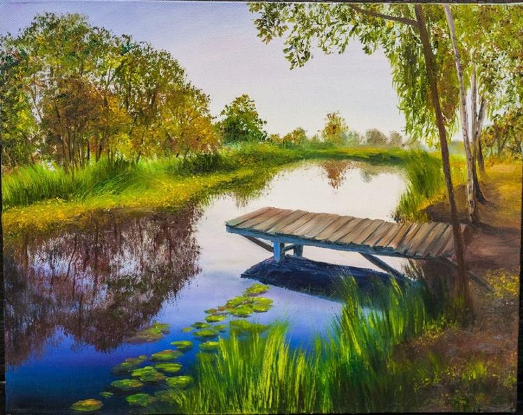 landscape in summer - Image 0