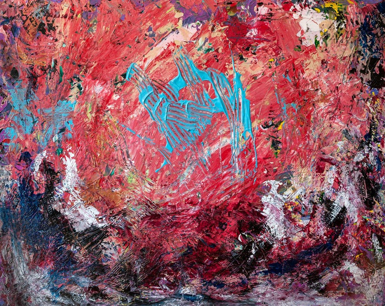Construct Abstract Painting - Image 0