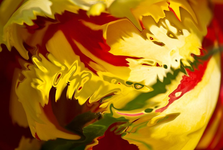 yellow and red light and shade - Image 0