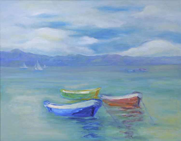 Paradise Island Boats