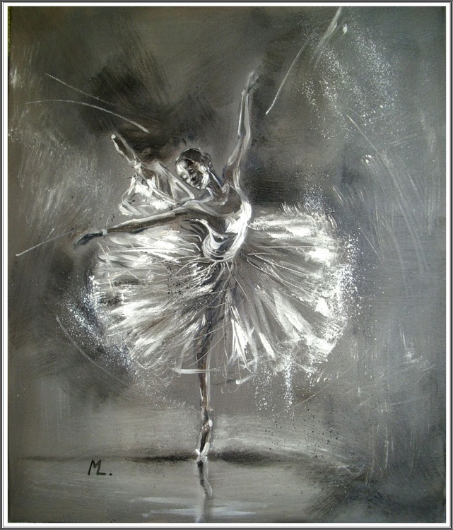 """"""" THE FLOWER OF THE BALLET """" - Image 0"""