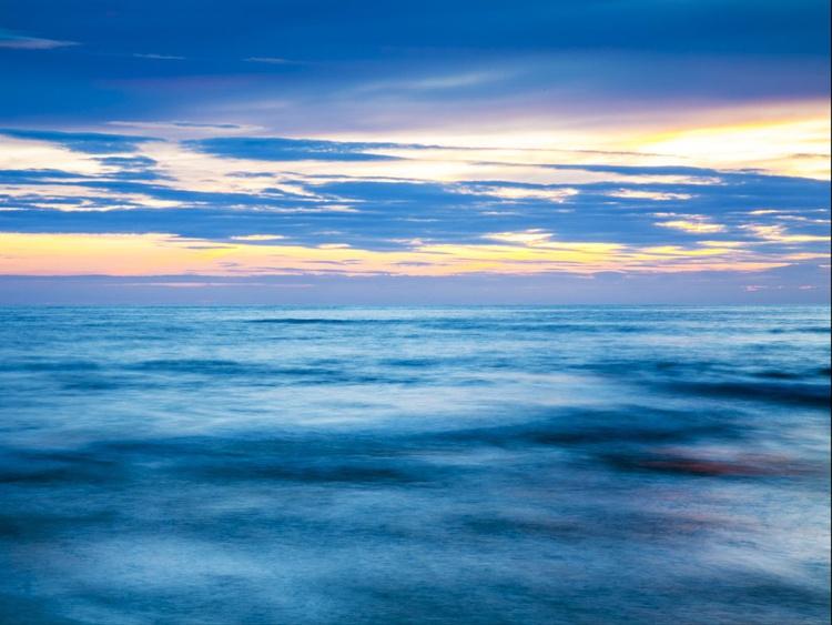 Seaside Sunset - Image 0