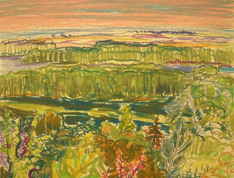 Danube in blossom - Image 0