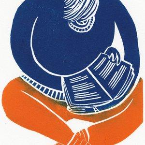 The Bookworm by Hannah Forward
