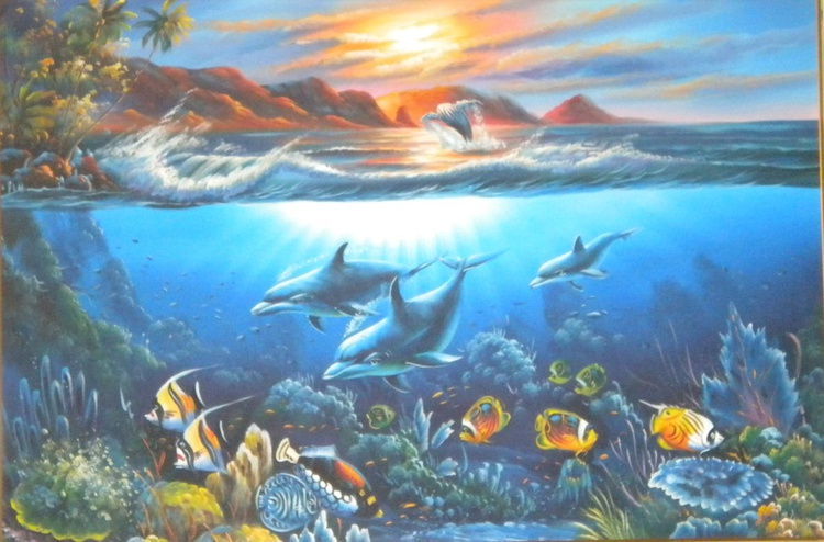 Dolphins - Image 0