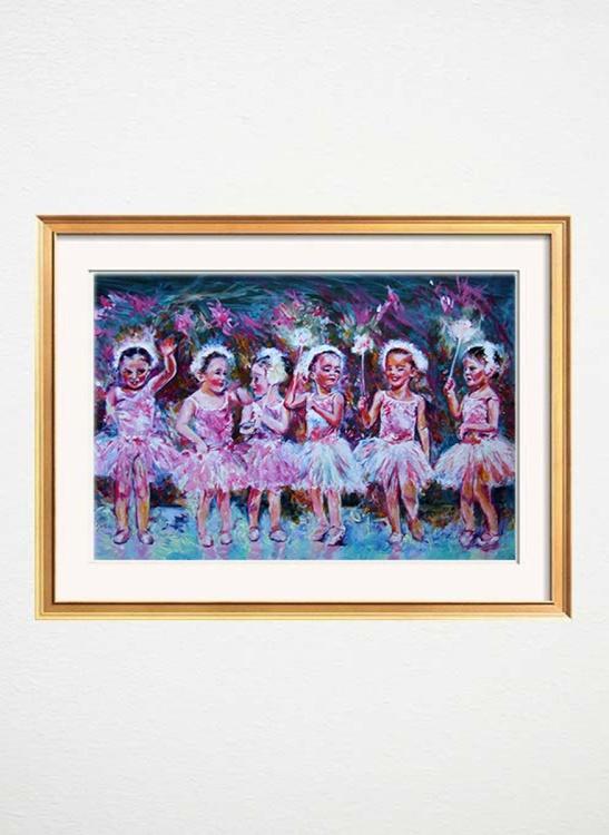 Young balerinas I - Image 0