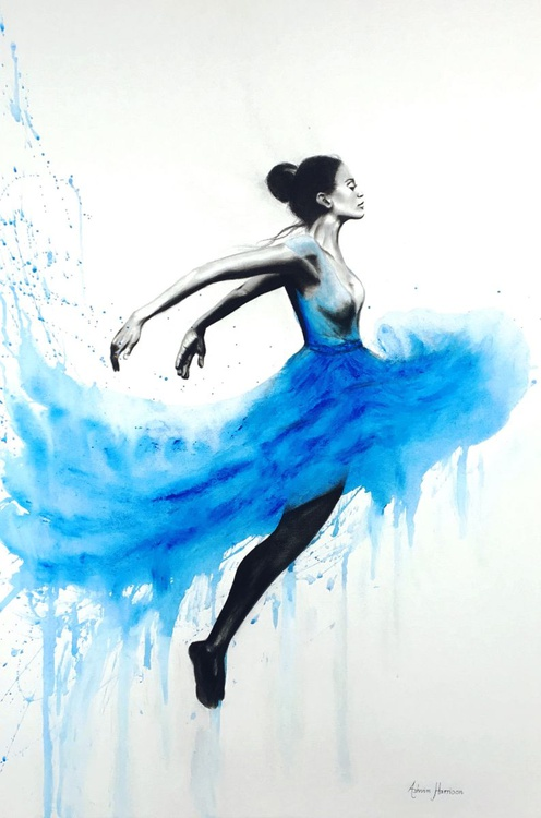 The Ocean Takes Me Into Dancing - Image 0