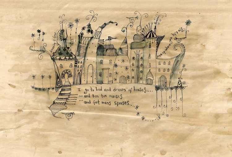 'Dream Of Houses'