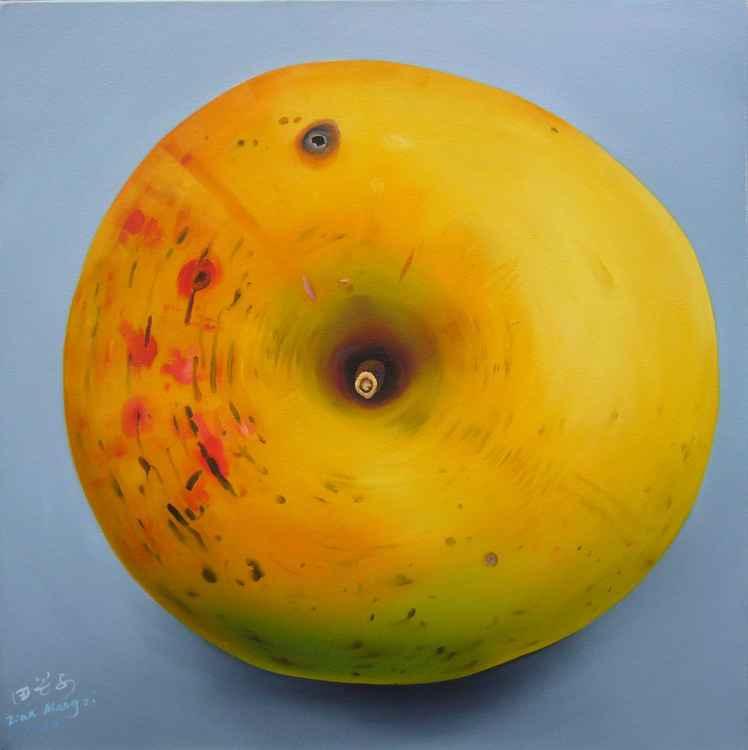apple planet---Mars -
