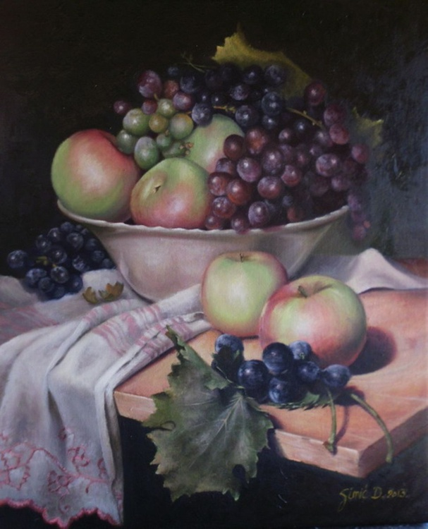 Fruits on the table - Image 0