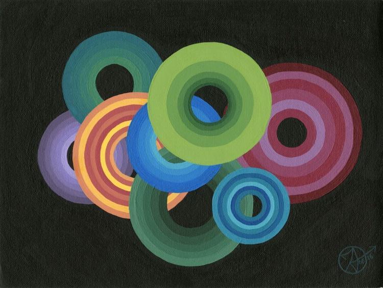 In Circles Again #6 - Image 0
