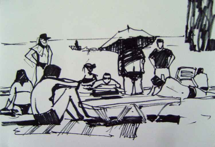 summer sketches6 -