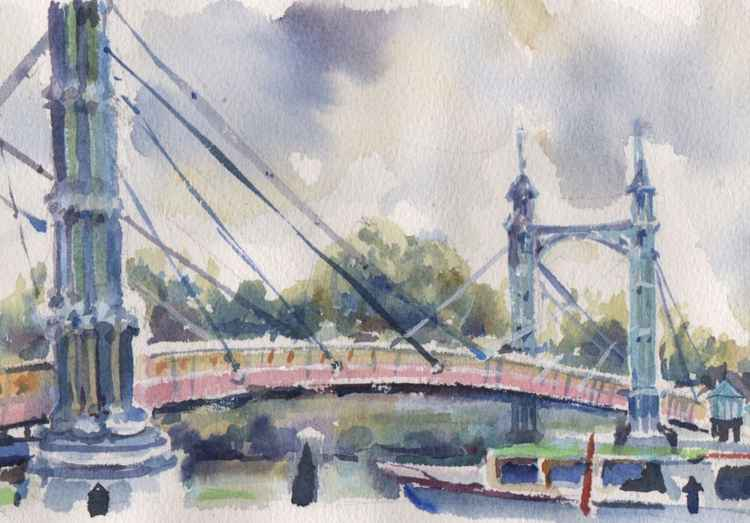 The Albert Bridge -