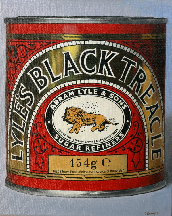 Black Treacle - Out of the strong comes forth sweetness. - Image 0
