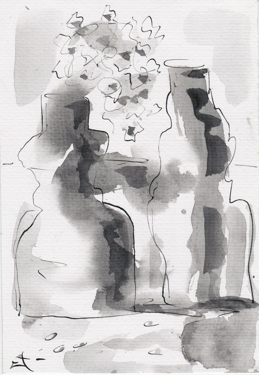 Still life sketching - Image 0