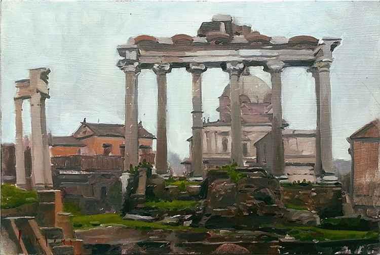 Fori Romani, Rome -