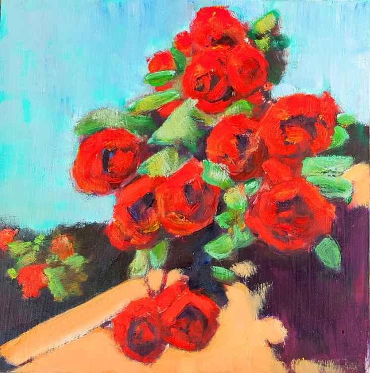 Roses in Brooklyn -