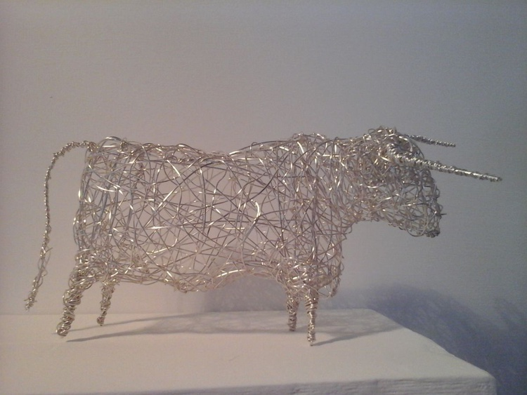 Silver Cow - Image 0