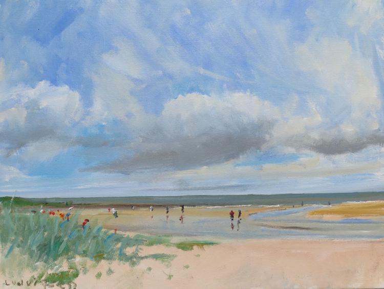 Alnmouth Beach, Northumberland - Image 0