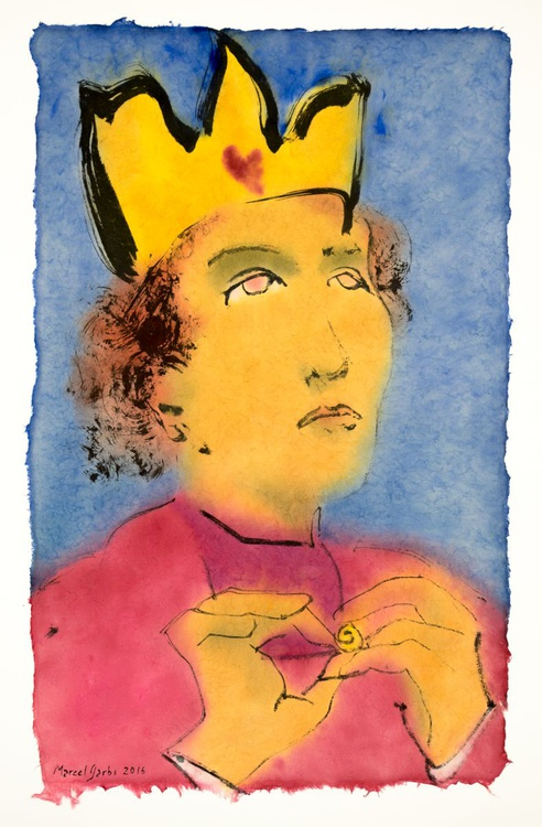 The King of Hearts - Image 0