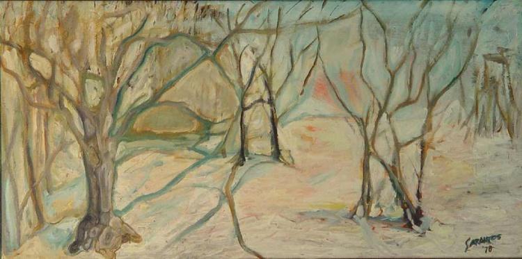 Winter Woods - Image 0