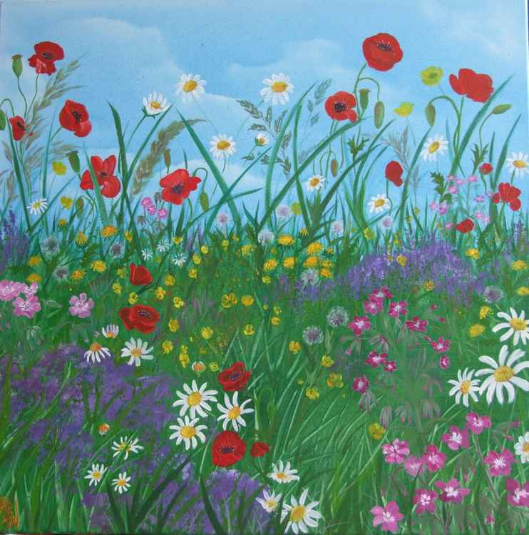 Nature's Garden-001 -