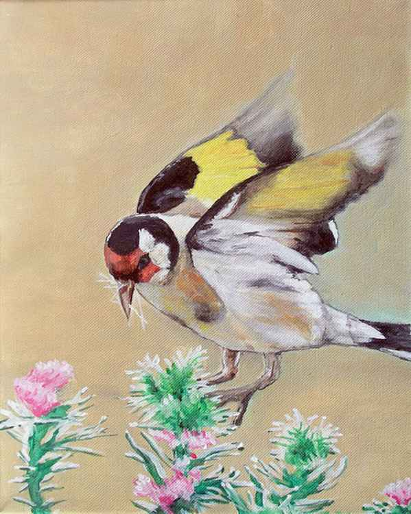Goldfinch's Flight