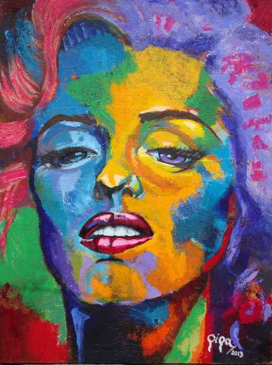 La Inolvidable Marilyn