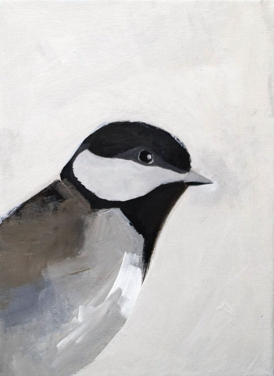 Bird friend portrait. - Image 0