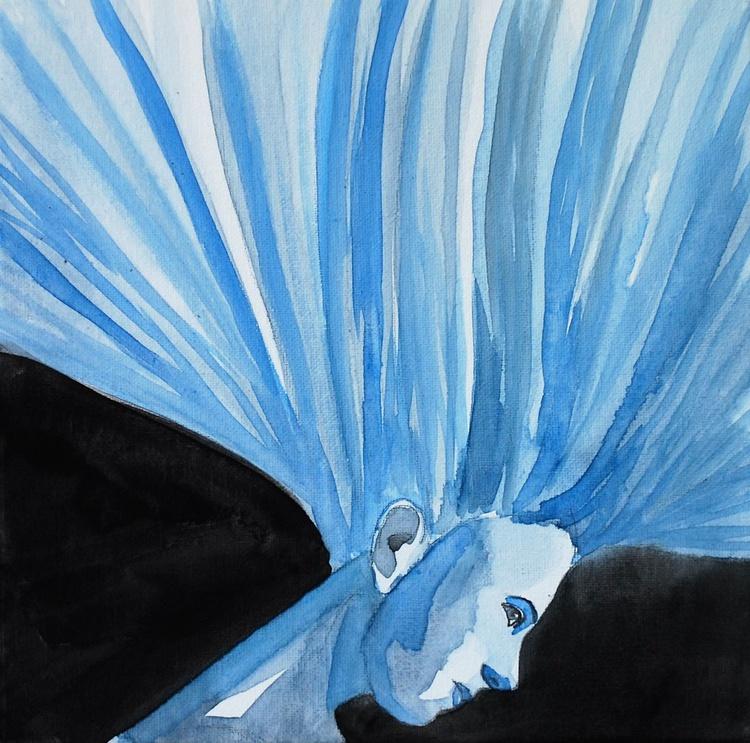 wind blown - Image 0