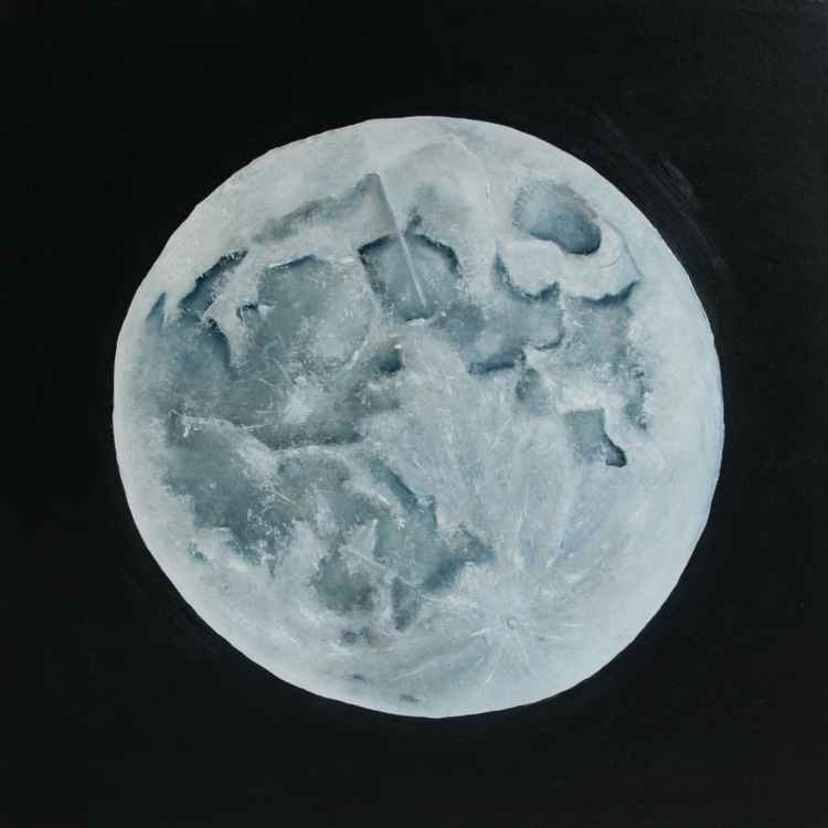 Wolf Moon January 2011  -