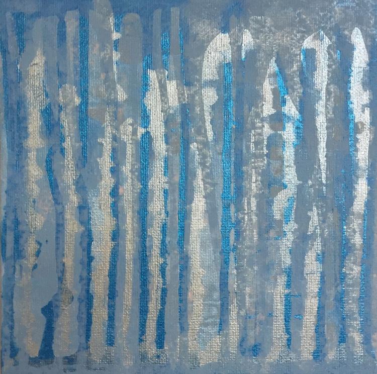 Moody blue - Image 0