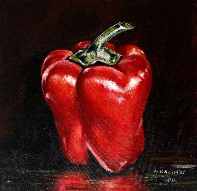 A Red Pepper - Image 0