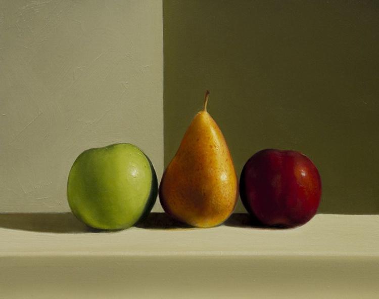 Trio of fruit - Image 0