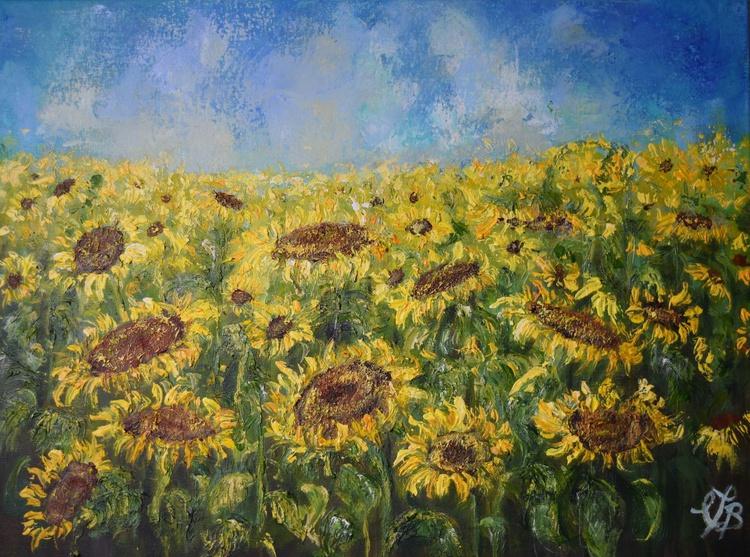 The last Sunflowers - Image 0