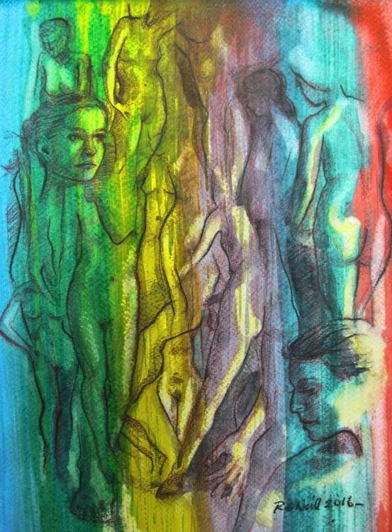 rainbow nudes - Image 0