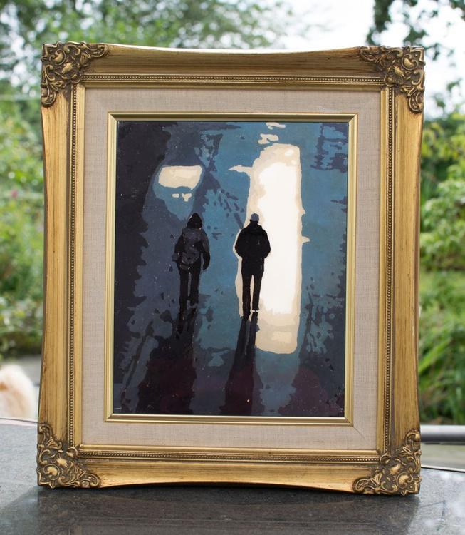 Out at exhibition - The two of us - Image 0